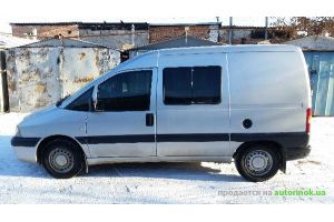 Citroen/Jumpy,1.9(2004 г.)