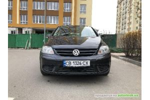 Volkswagen/Golf Plus,1.4(2006 г.)