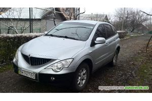 SsangYong/Actyon,2.0(2009 г.)