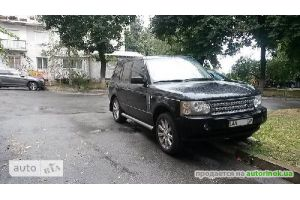Land Rover/Range Rover Supercharged,4.2(2007 г.)