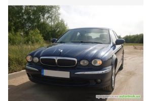Jaguar/X-Type,2.0(2004 г.)
