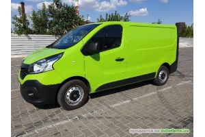 Renault/Trafic,1.6(2016 г.)