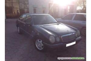 Mercedes-Benz/E-class sedan,2.9(1998 г.)