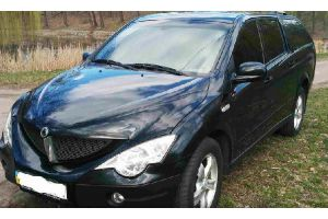SsangYong/Actyon Sport,2.0(2009 г.)