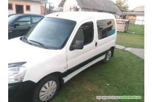 Citroen/Berlingo,2.0(2004 г.)