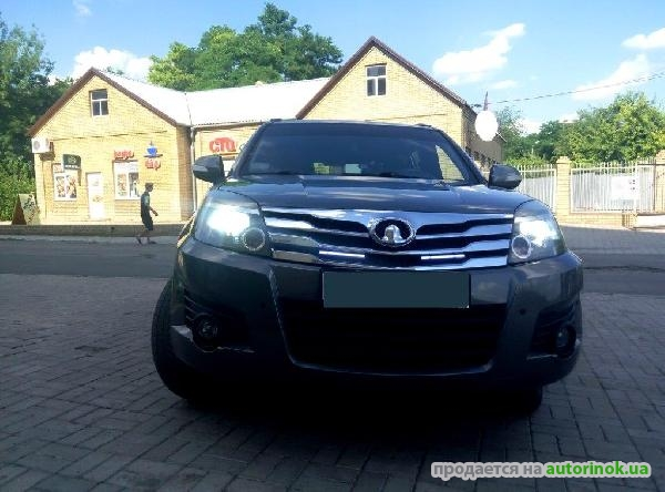 Great Wall/Haval H3,2.0(2012 г.)