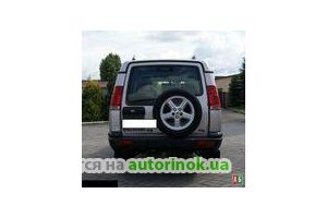 Land Rover/Defender,2.2(2001 г.)