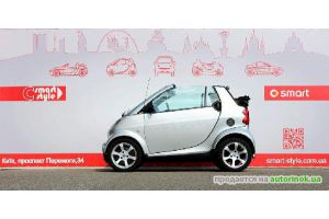 Smart/ForTwo,0.7(2005 г.)