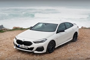 Тест-драйв BMW 2-Series Gran Coupe